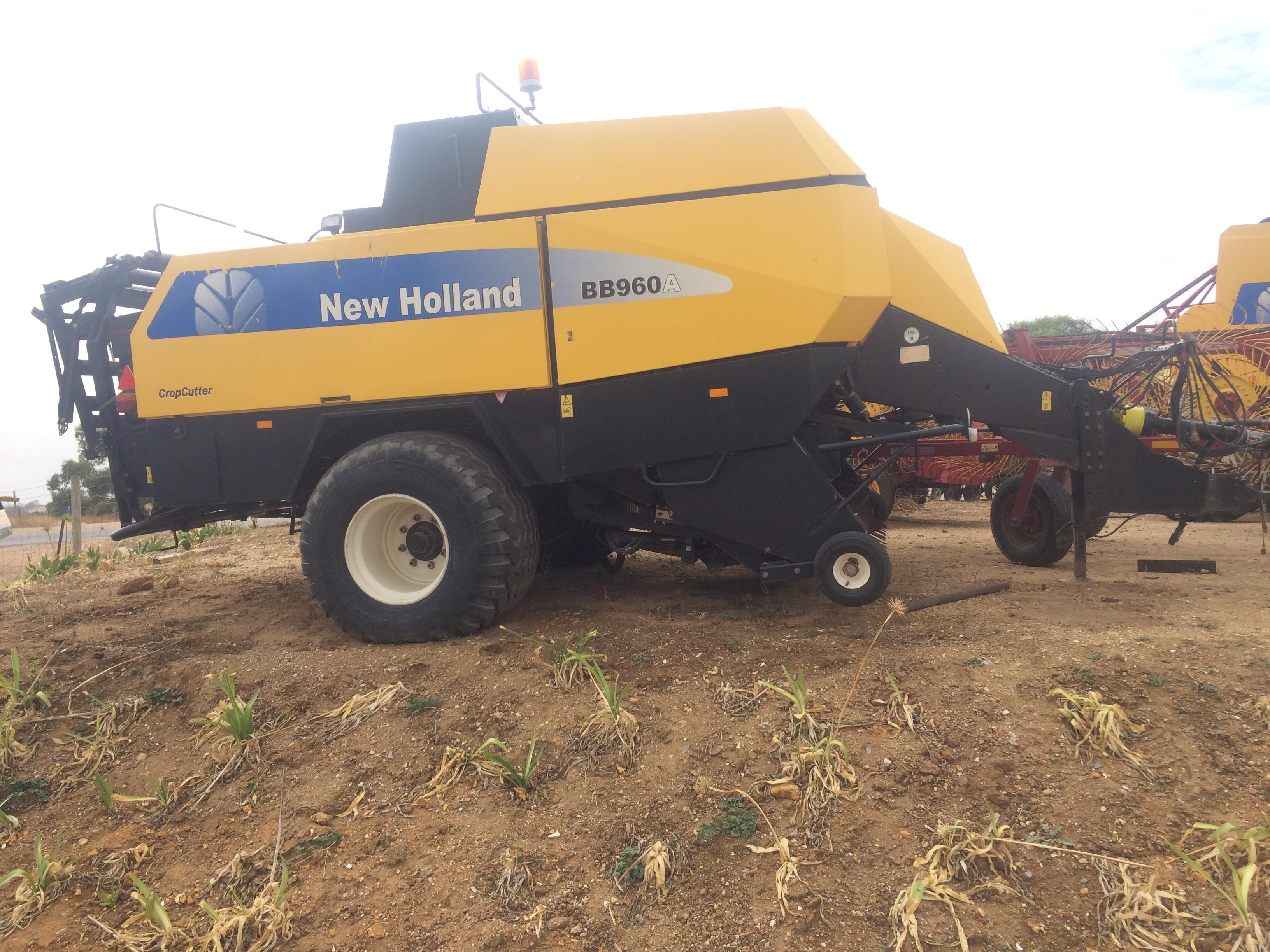 2007 New Holland BB960AR